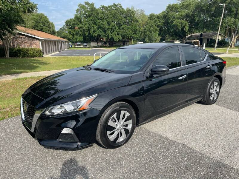 2020 Nissan Altima for sale at P J Auto Trading Inc in Orlando FL