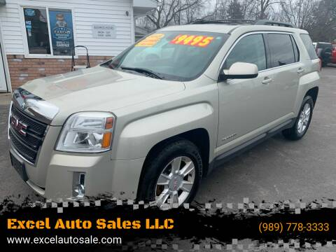 2013 GMC Terrain for sale at Excel Auto Sales LLC in Kawkawlin MI