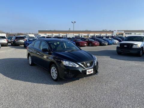 2018 Nissan Sentra for sale at King Motors featuring Chris Ridenour in Martinsburg WV