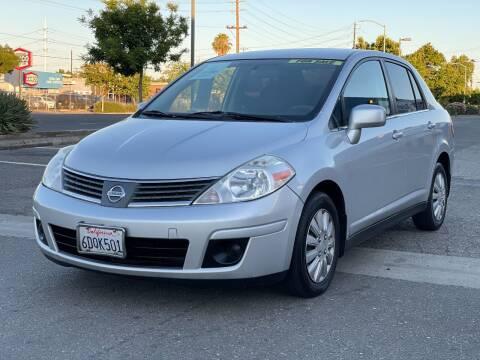 2008 Nissan Versa for sale at California Auto Deals in Sacramento CA