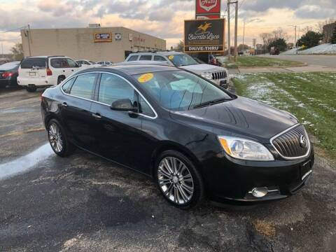 2015 Buick Verano for sale at Cresthill Auto Sales Enterprises LTD in Crest Hill IL