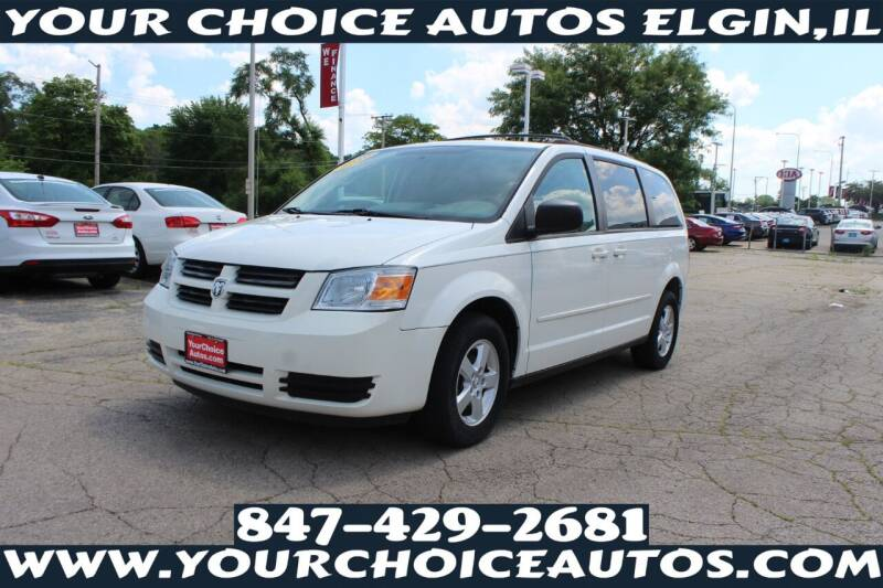 2010 Dodge Grand Caravan for sale at Your Choice Autos - Elgin in Elgin IL