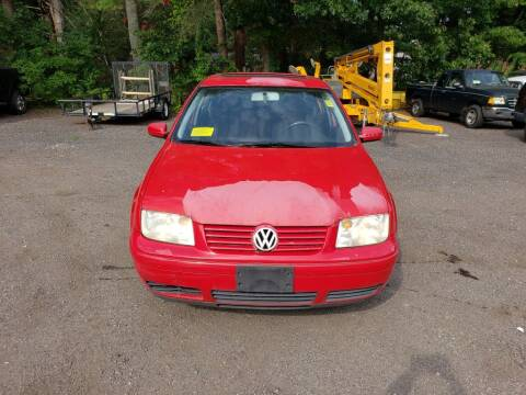 2002 Volkswagen Jetta for sale at 1st Priority Autos in Middleborough MA