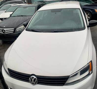 2012 Volkswagen Jetta for sale at Naber Auto Trading in Hollywood FL