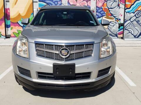 2012 Cadillac SRX for sale at Delta Auto Alliance in Houston TX