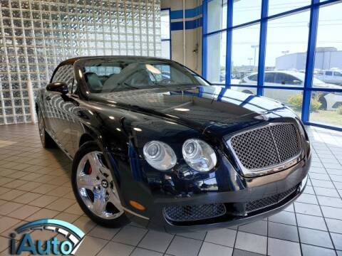 2007 Bentley Continental for sale at iAuto in Cincinnati OH