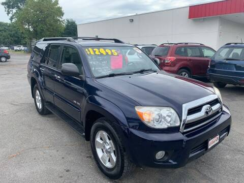 2007 Toyota 4Runner for sale at Automotion Auto Sales Inc in Kingston NY