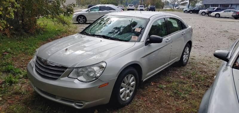2007 Chrysler Sebring for sale at Port City Cars in Muskegon MI