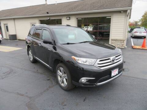 2011 Toyota Highlander for sale at Tri-County Pre-Owned Superstore in Reynoldsburg OH