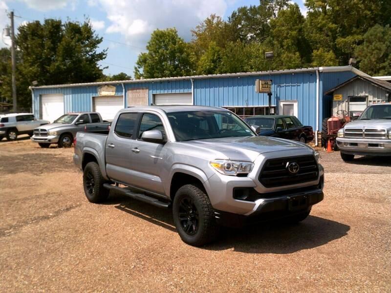 2019 Toyota Tacoma for sale at Tom Boyd Motors in Texarkana TX