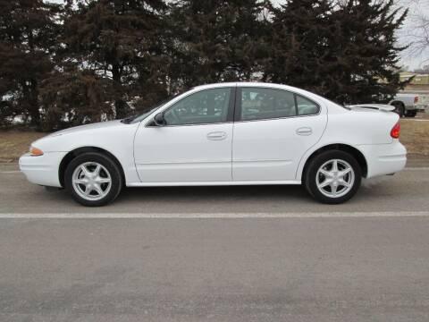 2003 Oldsmobile Alero for sale at Joe's Motor Company in Hazard NE
