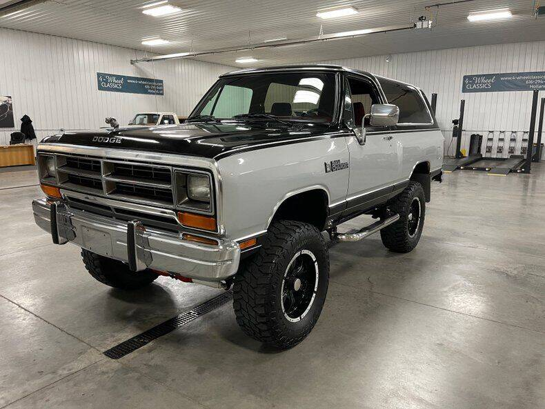 1990 Dodge Ramcharger for sale in Holland, MI