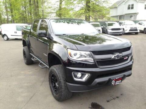 2015 Chevrolet Colorado for sale at EMG AUTO SALES in Avenel NJ