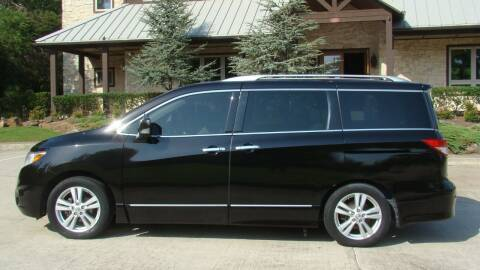 2013 Nissan Quest for sale at Red Rock Auto LLC in Oklahoma City OK