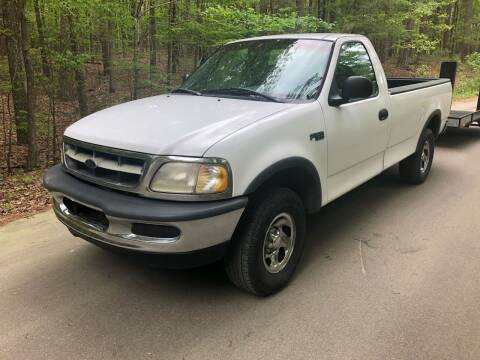 1998 Ford F-150 for sale at Village Wholesale in Hot Springs Village AR