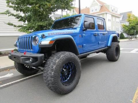 2020 Jeep Gladiator for sale at Boston Auto Sales in Brighton MA
