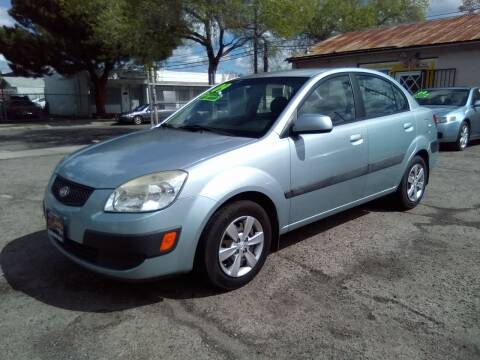 2009 Kia Rio for sale at Larry's Auto Sales Inc. in Fresno CA