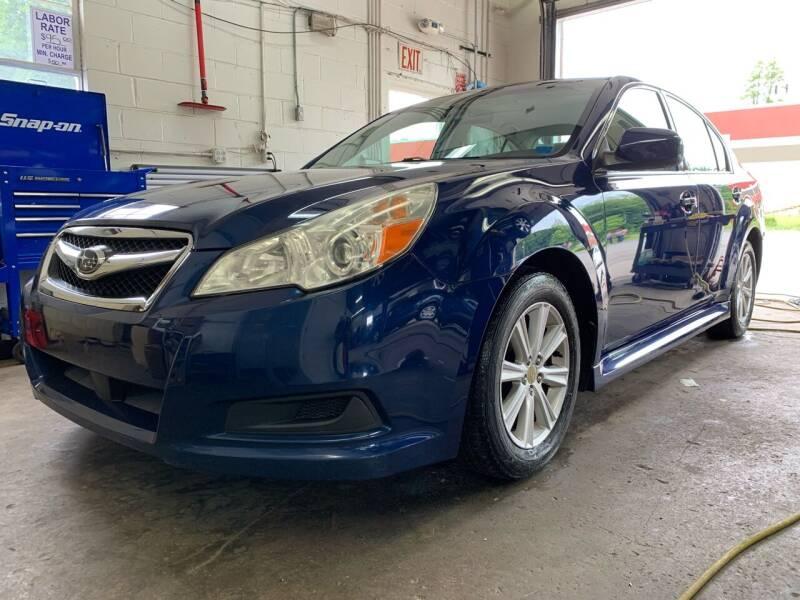 2010 Subaru Legacy for sale at Auto Warehouse in Poughkeepsie NY