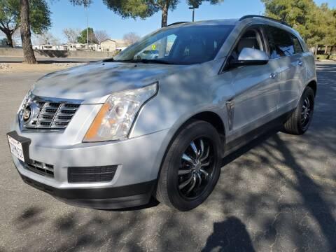 2013 Cadillac SRX for sale at Matador Motors in Sacramento CA