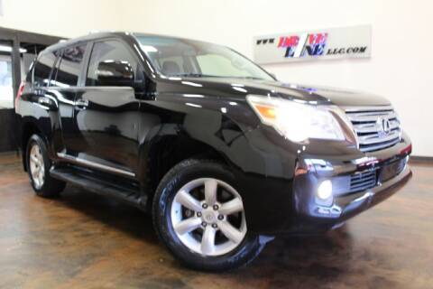 2010 Lexus GX 460 for sale at Driveline LLC in Jacksonville FL