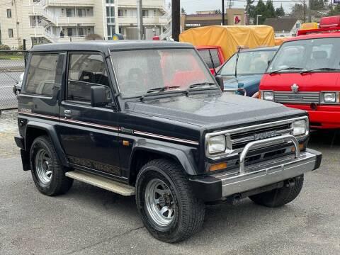 1990 Daihatsu Rugger