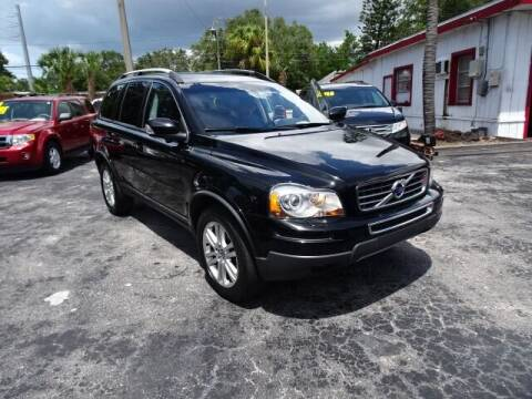 2012 Volvo XC90 for sale at DONNY MILLS AUTO SALES in Largo FL