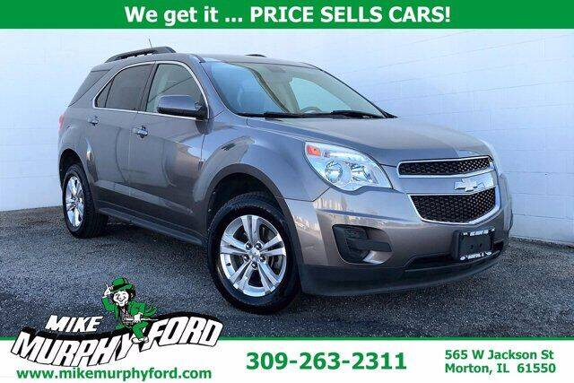 2011 Chevrolet Equinox for sale at Mike Murphy Ford in Morton IL