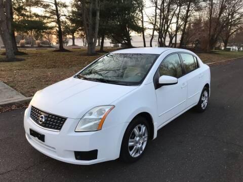 2007 Nissan Sentra for sale at Starz Auto Group in Delran NJ