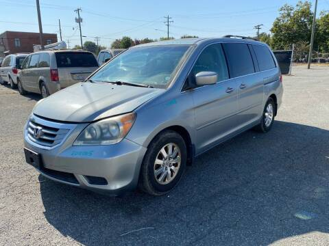 2009 Honda Odyssey for sale at ASAP Car Parts in Charlotte NC