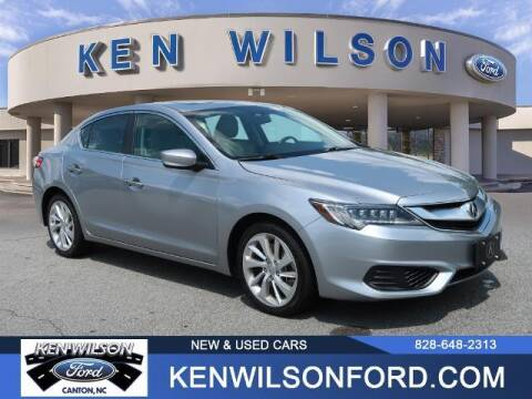 2018 Acura ILX for sale at Ken Wilson Ford in Canton NC