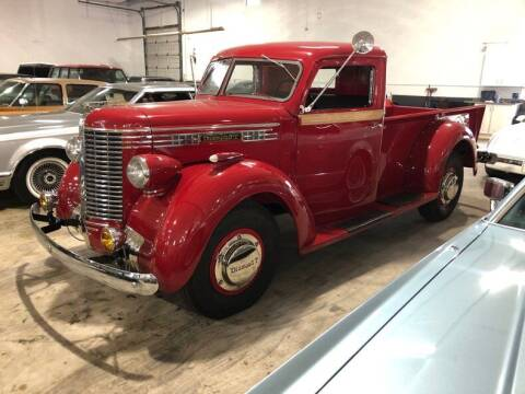 1938 Diamond-T Pickup