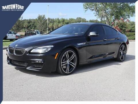 2018 BMW 6 Series for sale at BARTOW FORD CO. in Bartow FL