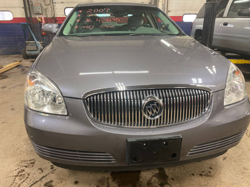 2007 Buick Lucerne for sale at Story Brothers Auto in New Britain CT
