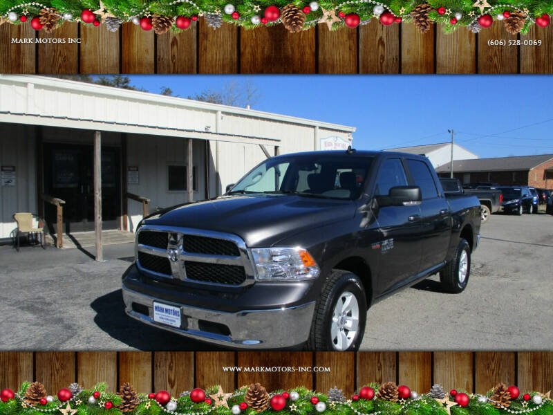 2020 RAM Ram Pickup 1500 Classic for sale at Mark Motors Inc in Gray KY