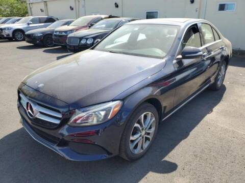 2015 Mercedes-Benz C-Class for sale at GLOBAL MOTOR GROUP in Newark NJ