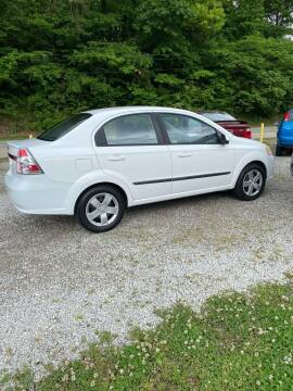 2010 Chevrolet Aveo for sale at Conner Motors in Rocky Top TN