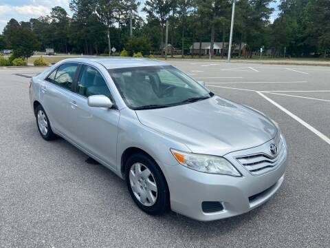 2010 Toyota Camry for sale at Carprime Outlet LLC in Angier NC