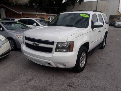 2008 Chevrolet Tahoe for sale at Gold Motors Auto Group Inc in Tampa FL