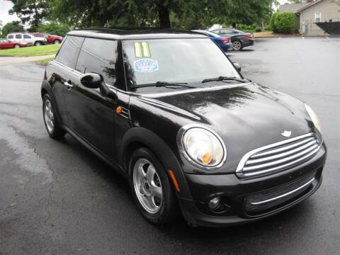 2011 MINI Cooper for sale at Reza Dabestani in Knoxville TN