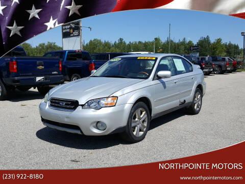 2006 Subaru Outback for sale at Northpointe Motors in Kalkaska MI