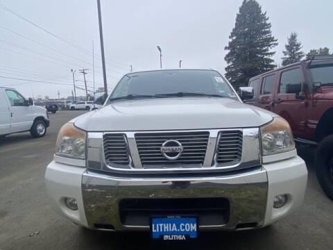 2012 Nissan Titan for sale at S&S Best Auto Sales LLC in Auburn WA
