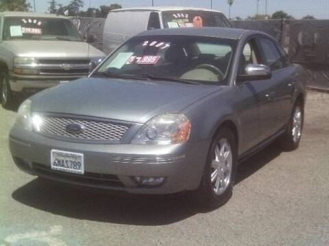 2007 Ford Five Hundred for sale at Valley Auto Sales & Advanced Equipment in Stockton CA