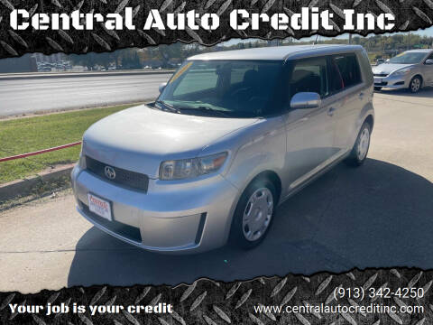 2009 Scion xB for sale at Central Auto Credit Inc in Kansas City KS
