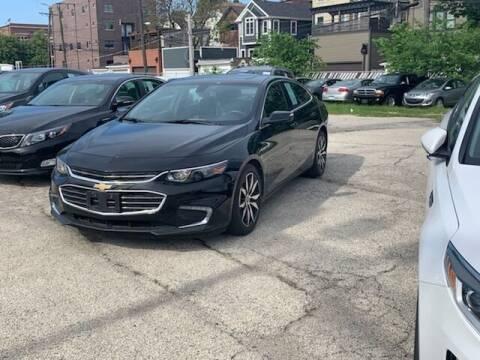 2016 Chevrolet Malibu for sale at ECONOMY AUTO MART in Chicago IL