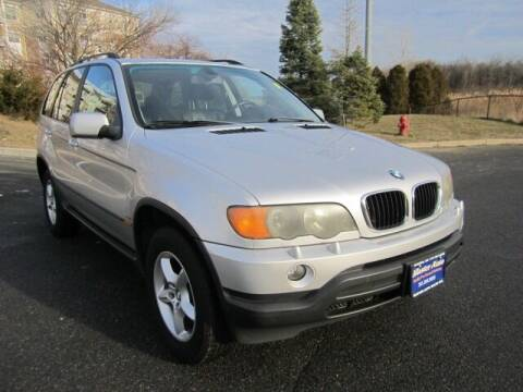 2003 BMW X5 for sale at Master Auto in Revere MA