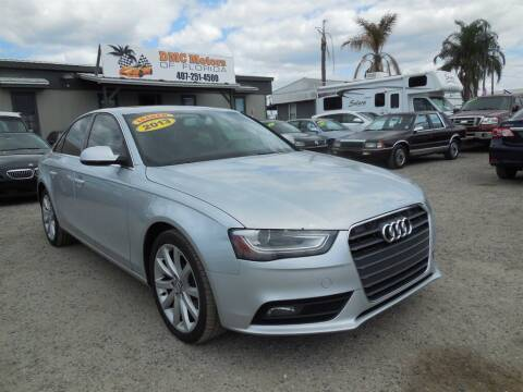 2013 Audi A4 for sale at DMC Motors of Florida in Orlando FL