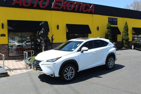 2015 Lexus NX 200t for sale at Auto Exotica in Red Bank NJ
