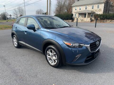 2019 Mazda CX-3 for sale at M4 Motorsports in Kutztown PA