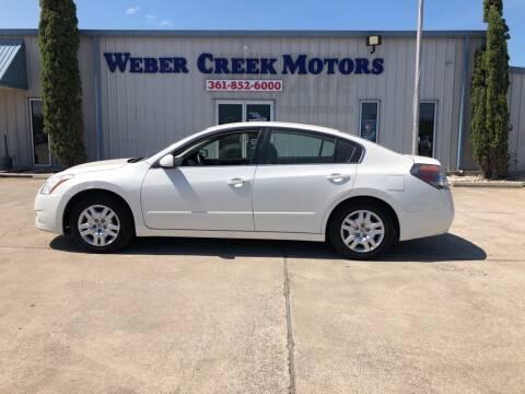2012 Nissan Altima for sale at Weber Creek Motors in Corpus Christi TX