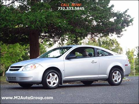 2007 Chevrolet Cobalt for sale at M2 Auto Group Llc. EAST BRUNSWICK in East Brunswick NJ